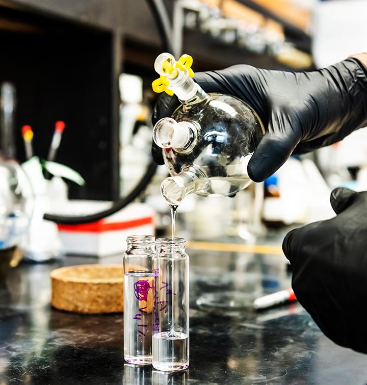 MS in Biomanufacturing & Bioprocessing